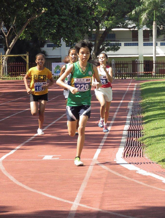Andrea Anabella de Guia of Dna Carmen NHS, Toril Davao City