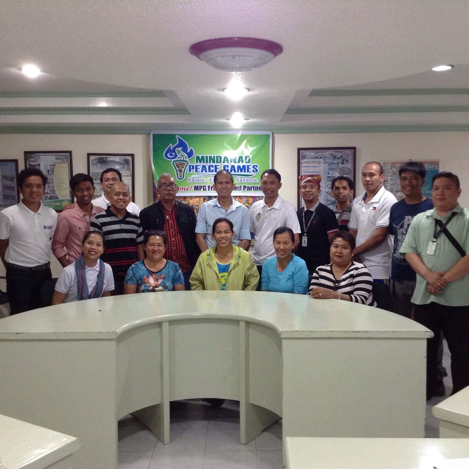 THROUGH THE EYES OF A COACH: Coach Al Rashid and the Mindanao Peace Games