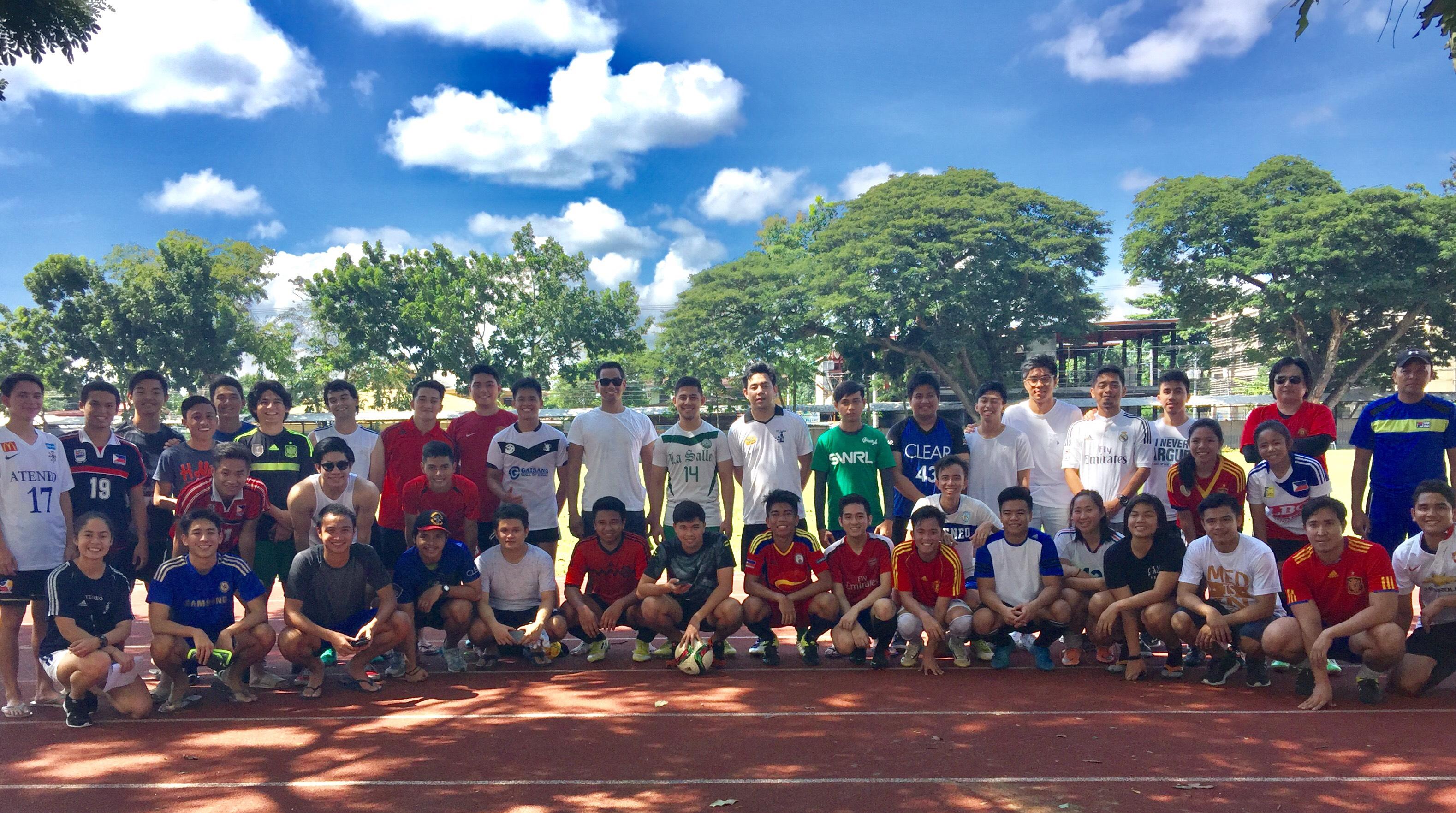 ADDU Alumni Football Cup 2016 and ADDU Alumni Football League