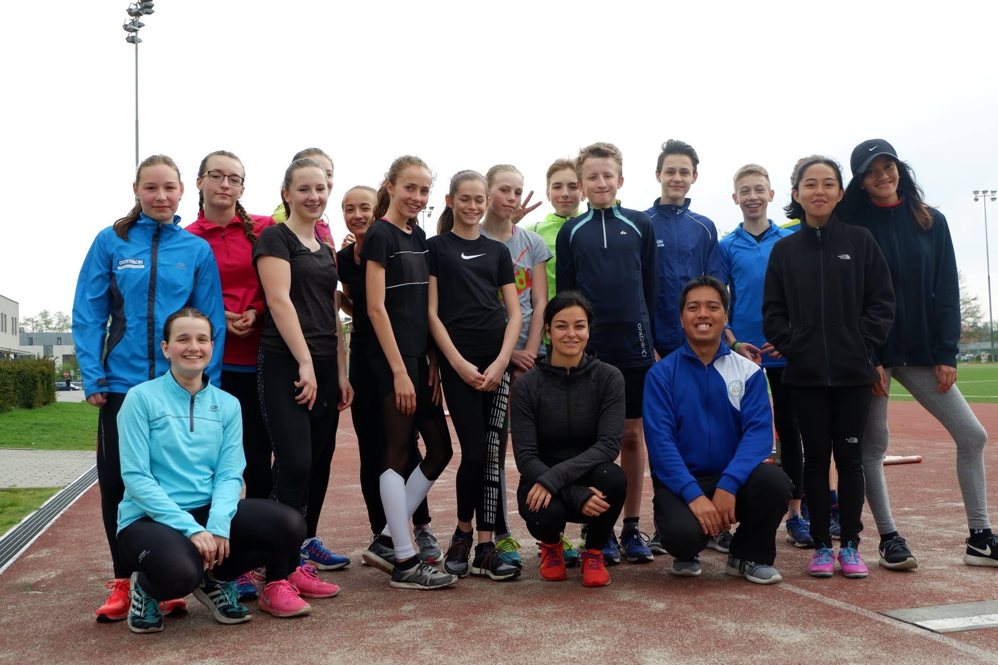 Our European Athletics Experience