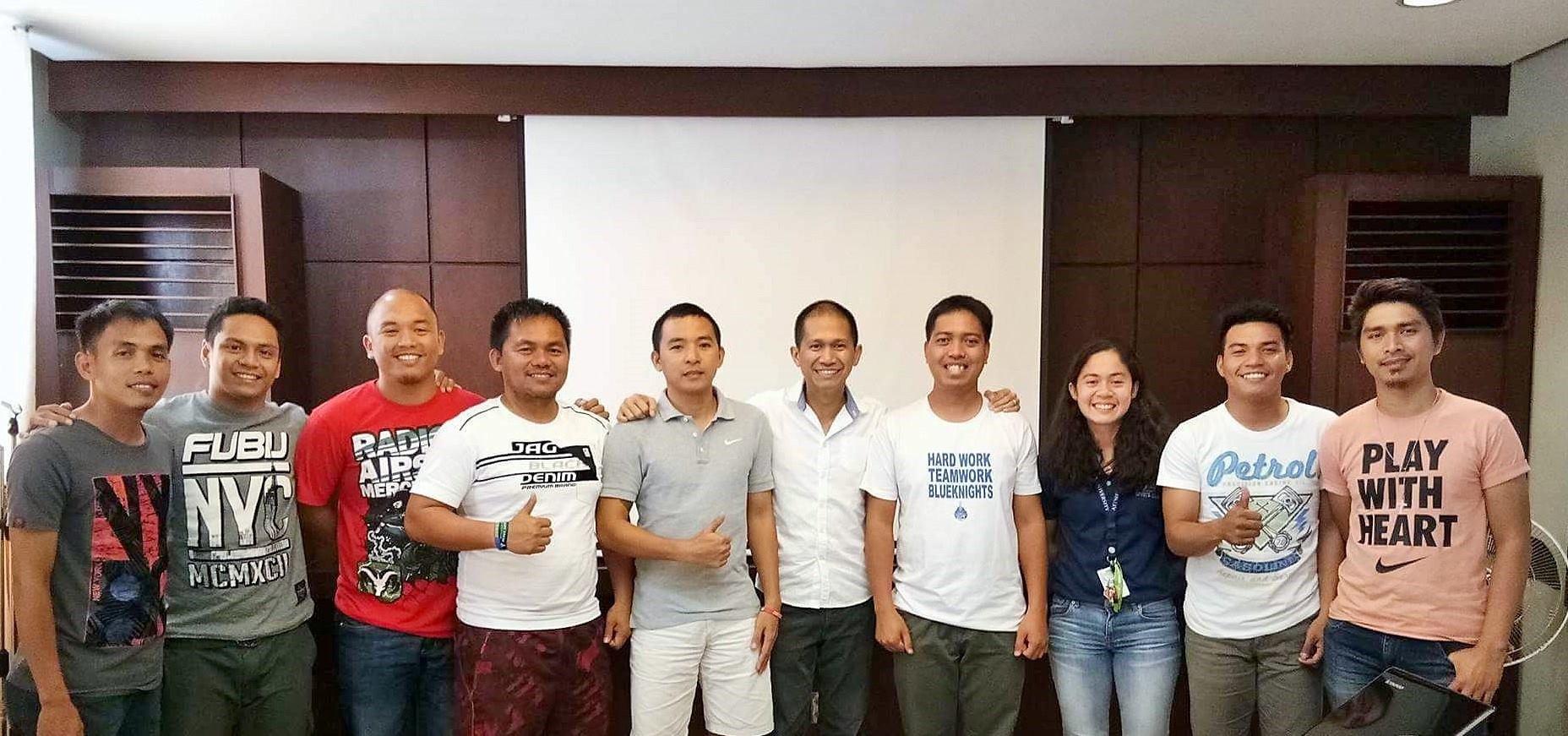 Good Talk, Good Taste, and Good Faith: Pep Talk with MSU and ADDU Coaches