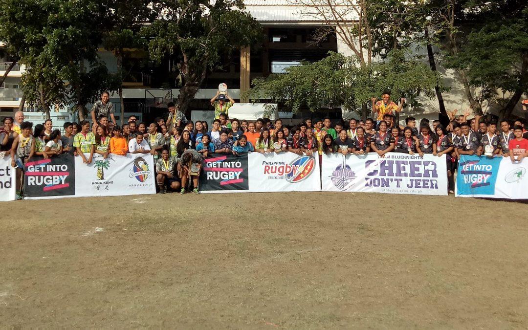 Kadayawan Rugby Festival 2018